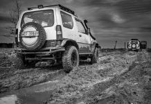 off road vehicles equipped with the best mud tires